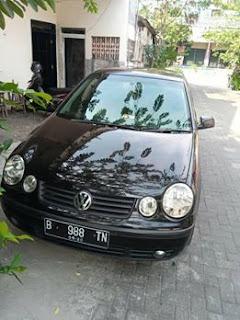DIJUAL VW Polo 2005