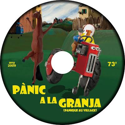 Pànic a la granja - [2009]