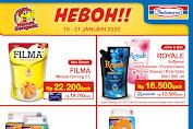 Promo Indomaret Harga Heboh Terbaru 22 - 28 Januari 2020
