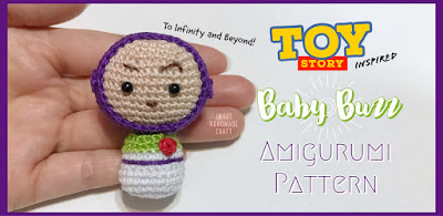 free Toy Story Crochet patterns