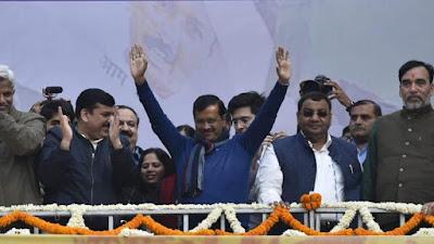 new-politics-born-in-delhi-kejriwal