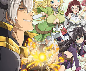 Reseña Anime: Isekai Maou to Shoukan Shoujo no Dorei Majutsu