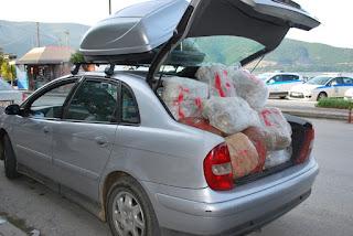 Θεσπρωτία:Συνελήφθησαν άλλοι τρεις υπήκοοι Αλβανίας, που εμπλέκονται στην υπόθεση μεταφοράς 174 κιλών κάνναβης