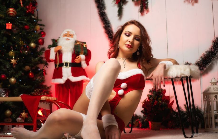 AnnaLevy Model GlamourCams