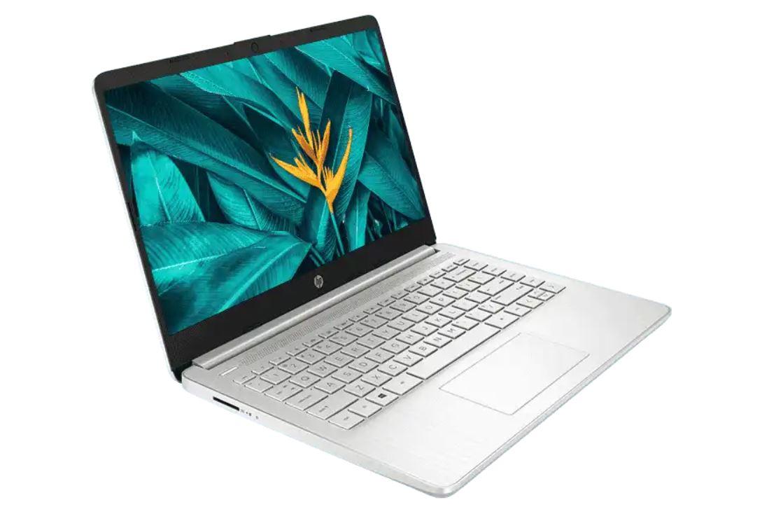HP 14s dq2518TU, laptop Murah dengan SSD 512GB Bertenaga Intel Celeron 6305