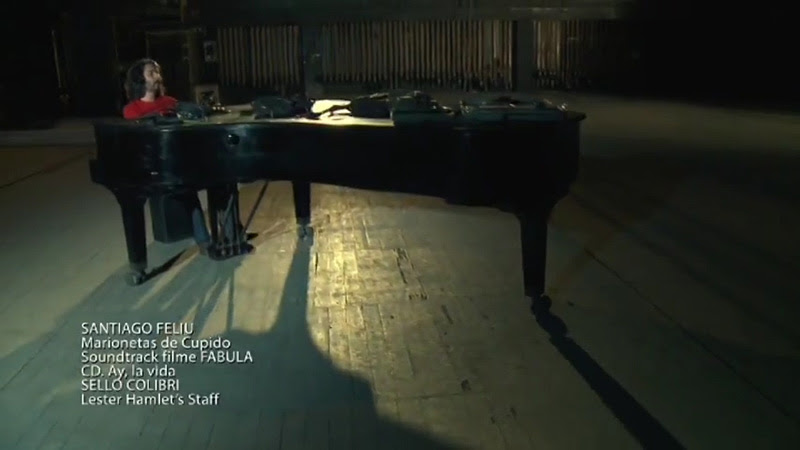 Santiago Feliú - ¨Marionetas de Cupido¨ - Videoclip - Dirección: Lester Hamlet. Portal Del Vídeo Clip Cubano - 10