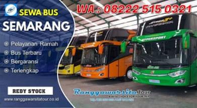 Ranggawarsita Tour Sewa Bus Semarang