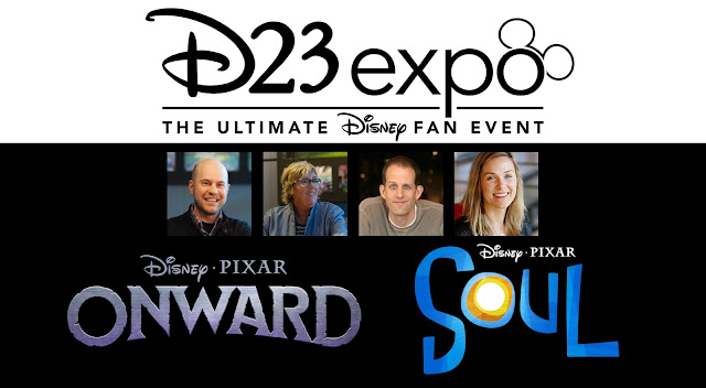 D23 Expo 2019 Onward and Soul