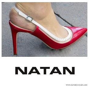 Queen Maxima wore Natan Pumps