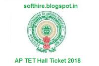 AP TET Hall Ticket