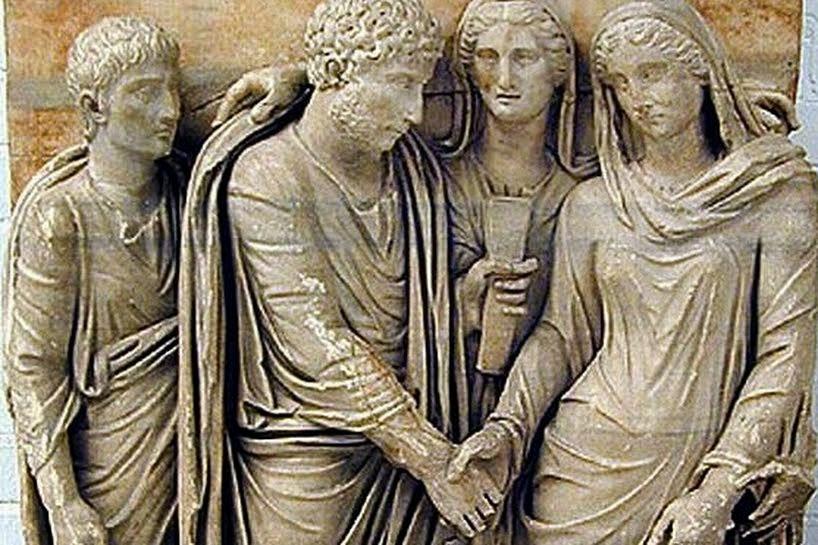 El Matrimonio Romano : El matrimonio parroquia de agÜimes gran canaria