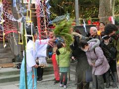 八雲神社初神楽