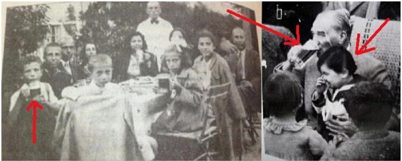 O fotoğrafın altında aslında ne var - Sinan Meydan