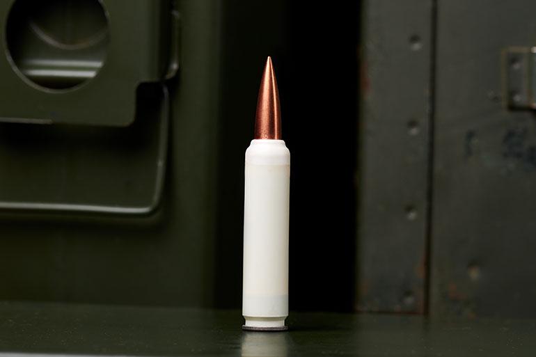 True Velocity поставила армії США 625 тис набоїв з композитними гільзами