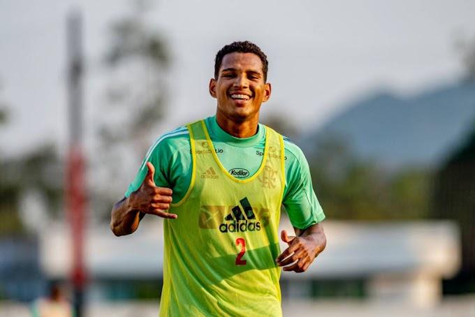Cuiabá acerta com o lateral-direito João Lucas, ex-Flamengo