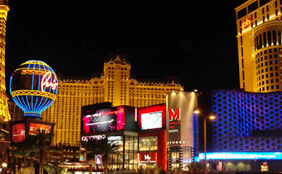 Best Hotels & Casinos Las Vegas Nevada
