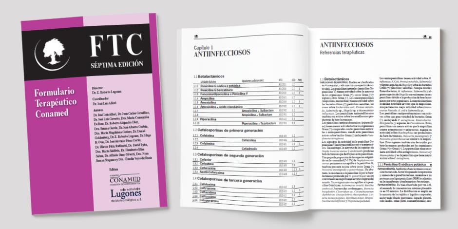 Formulario Terapéutico CONAMED Séptima Edición
