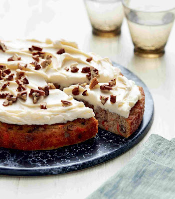 Basically Carrot Cake Recipe
