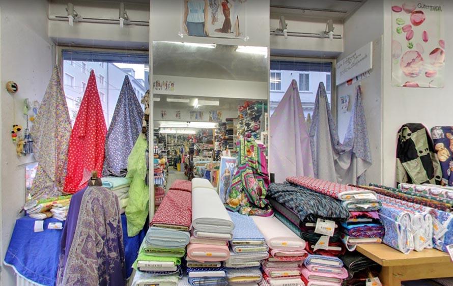 Fabric Stores in Vienna: Conquero Stoffcenter