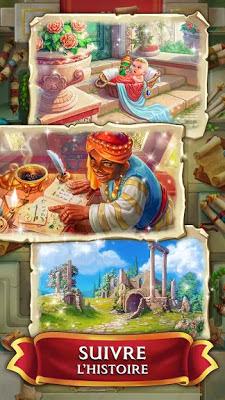 تحميل لعبة  Jewels of Rome APK النسخة المهكرة للاجهزة الاندرويد باخر تحديث مجانا