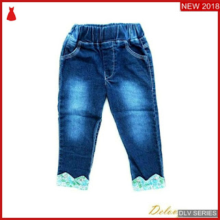 DLV62L35 Long Jeans Anak Stretch Celana Anak Balita Murah BMG