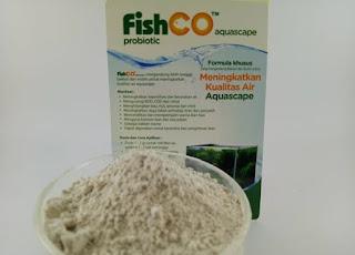 Bakteri Starter Merk FishCo