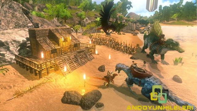 Ark:Survival Amber Hileli APK