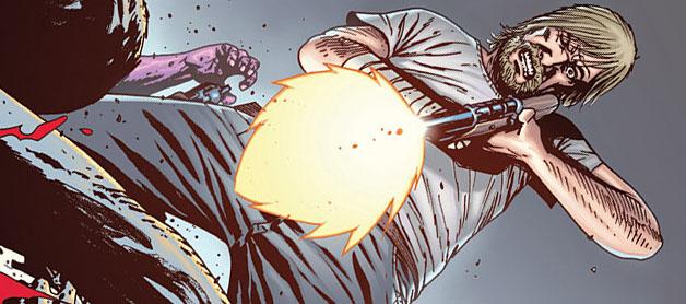 Scott's Boredom Escape: Top 10: Walking Dead Characters