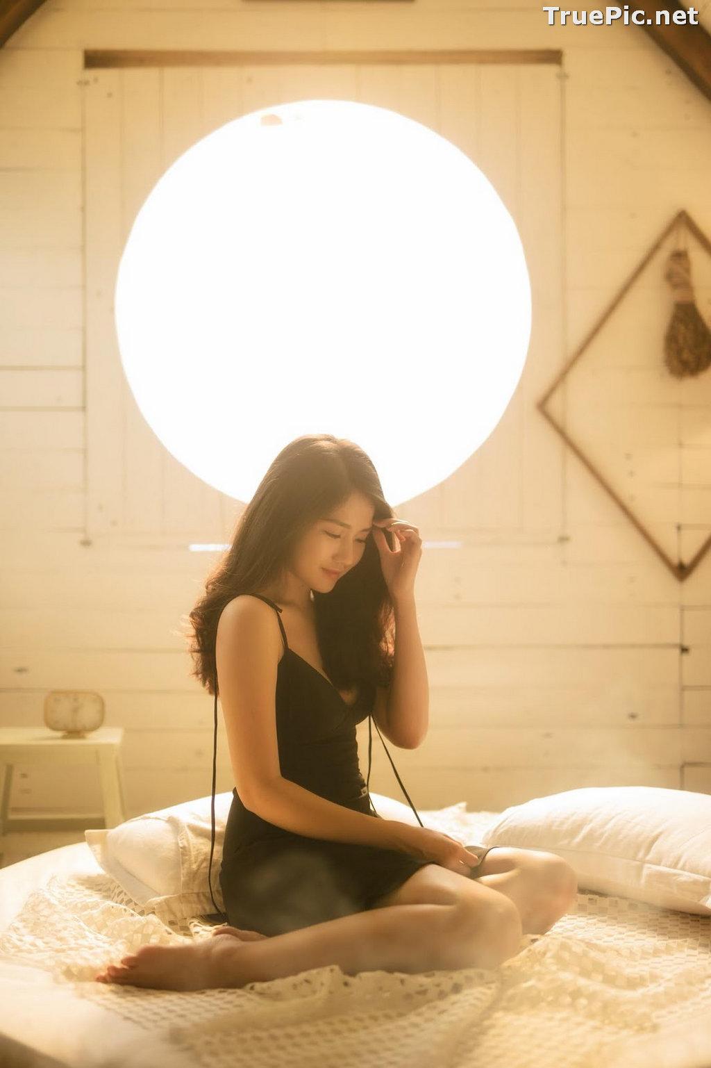 Image Vietnamese Hot Girl - Nguyen Hoang Kieu Trinh - My Black Angel - TruePic.net - Picture-8