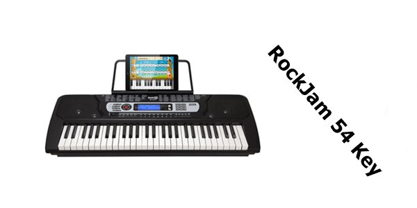 RockJam 54 Key