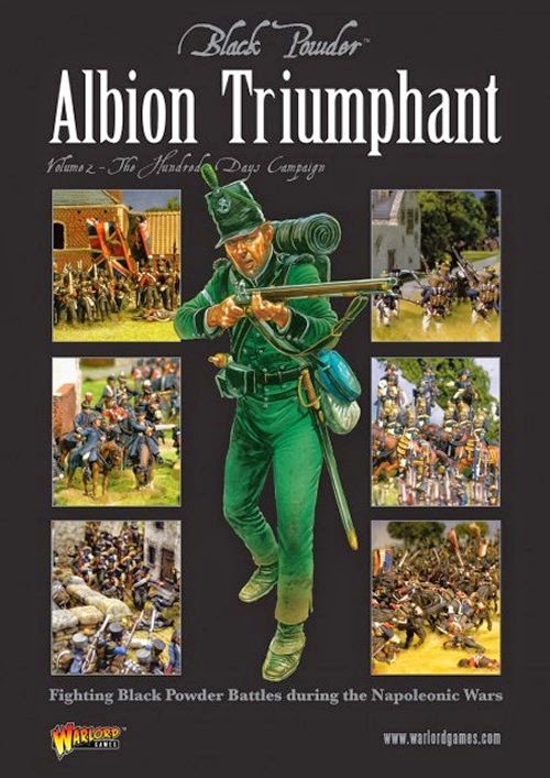 Albion Triumphant Volume 2, The Hundred Days campaign