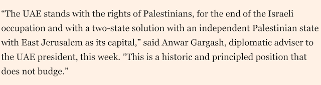 Conflict rattles Israeli rapprochement with Arab states | Financial Times
