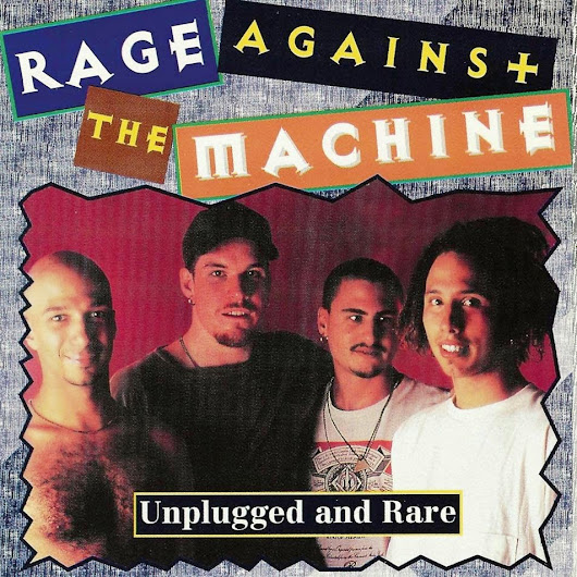 Rage Against The Machine - Demo