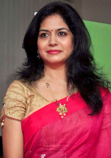 Sunitha Singer Family Husband Parents children's Marriage Photos