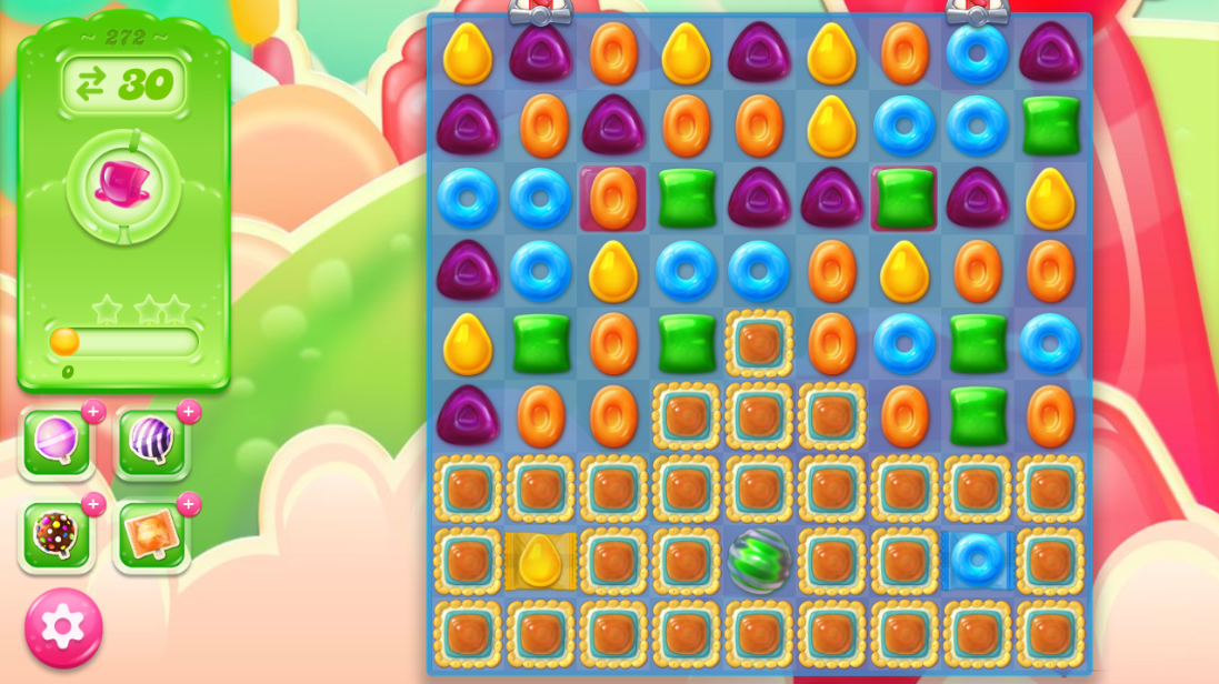 Candy Crush Jelly Saga 272