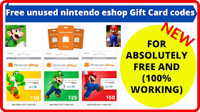 free nintendo eshop card codes no survey