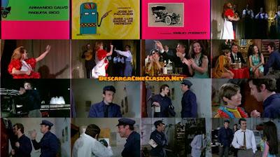El taxi de los conflictos (1969) - Fotogramas