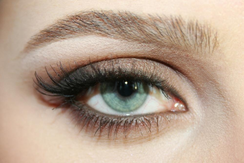 Me Lady Beauty Blog Makijaż Brązowe Smoky Eyes Z Kreską I