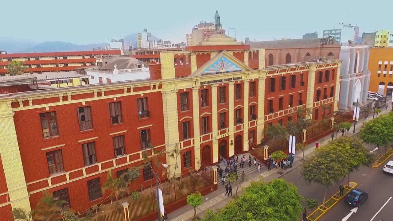 Universidad Nacional Federico Villarreal - UNFV