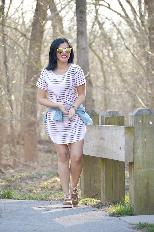 Stripes and Denim-MariEstilo-SheIn-ModaElSalvador-Trendy-fashionblogger.JPG