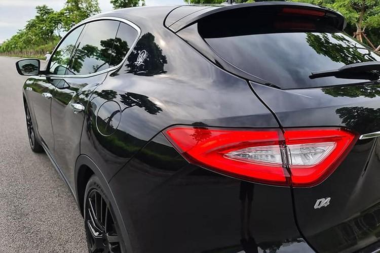 Maserati Levante chạy 7 tháng, đại gia Sài Gòn 'bay' tỷ đồng