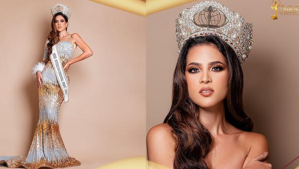 Leonela López es Miss Intercontinental Perú 2020