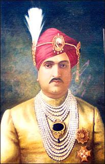 Maharaja Hari Singh of Kashmir