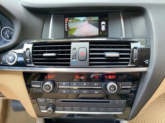 BMW X3 2014 chạy hơn 40.000km, rao bán hơn 1 tỷ đồng