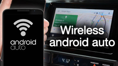 Wireless Android Auto
