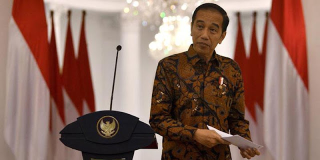 Siap Terima Kritik, Gimmick Presiden Jokowi Di Hadapan Pimpinan Media Massa