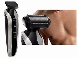Steal Deal: Philips Multi Purpose Grooming Set QG3382/15 Trimmer For Men worth Rs.4195 for Rs.1799 Only (Flat 55% Off) Hurry!! Limited Period Offer