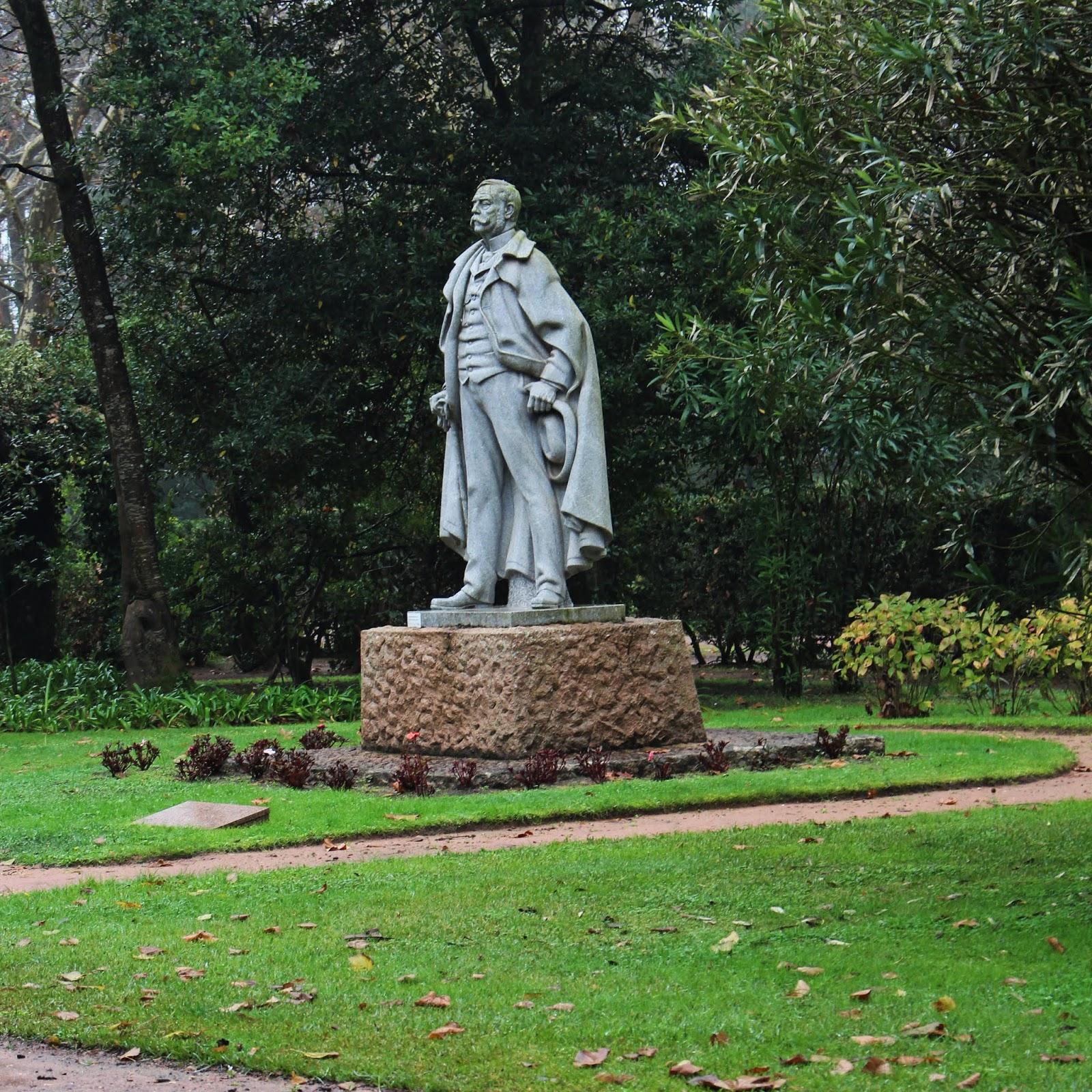 Esculturas do Parque do Carlos I