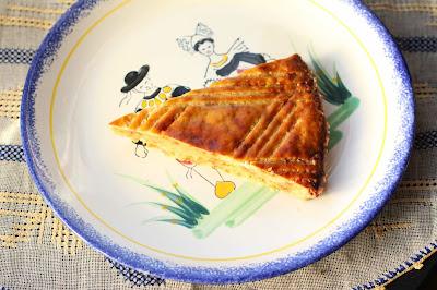 recette galette epiphanie bretagne