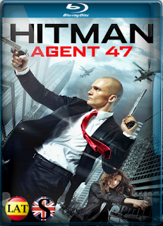 Hitman: Agente 47 (2015) REMUX 1080P LATINO/INGLES